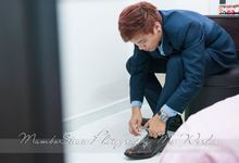 Singapore Actual Day Wedding of LiZhi & Stephanie Part 01 by MamboStevie Photography Mo-Works