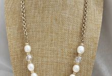 La Mer Pearl Necklace by Trinket Cove