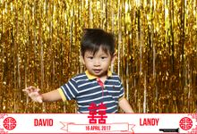 David & Landy - Glamorous Wedding by Klentography