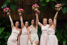 Lauren & Mitch by Silver Lace Weddings & Events Bali