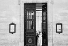Real Wedding of Natasha & Jason by Luxe Paris Events