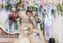 Farah & Dirga - Javanese & International Wedding by Le Motion