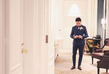Destination Wedding of Love Bonito co-founder Rachel Lim by The Wedding Concepteur