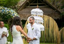 Leyla & Antonio by Fivelements Bali Retreat