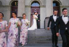 Flemington Racecourse Wedding by Lightshell