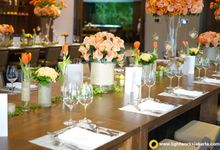 Kris & Dewi Wedding at the Residence ONFIVE by Grand Hyatt Jakarta