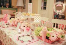 Linda Bridal Shower by Pink Clover Design