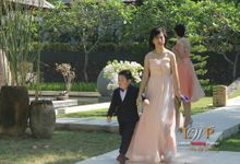 Tea Pai or  Chinese Morning Tea by lombok wedding planner