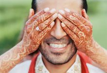 Indian wedding by love is my favorite color