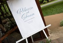 Wedding of Rebecca and  Shaun by Love 2 Love - Wedding & Event Planner