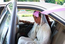 HISYAM & SITI NADIA by hafizzulhasifphotography