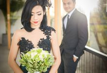 Teddy & Novi preweding by Luxima Photography