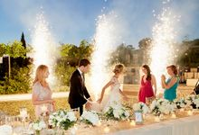 A Luxury Wedding In Kalamata by Sotiris Tsakanikas Photography