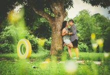 Luzvimin Engagement by HANG ALL MEMORIES DIGITAL PRODUCTIONS