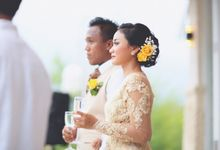 Dimas and Dama (Wedding) | Bali Wedding by Gerobak Photography