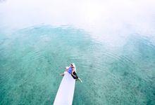 Andika & Distin   Lembongan Prewedding by Gerobak Photography