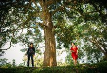 Journey of Okta and Prita by Mariyasa