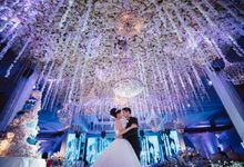 Iwan & Novi Wedding day by Dhika by MA Fotografia