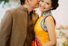 Lynn & Risski Ting Fen by Dhika by MA Fotografia