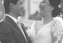 Andy & Mei Wedding by talula