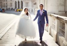 Aimee and Andrew - Lovely London Wedding by For Thy Sweet Love