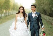 Ronald and Ruth Wedding by Bryan venancio photography