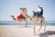 Love in Bali Camel by Mariyasa