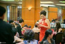 The Engagement of Olivia & Samuel by Sheraton Surabaya Hotel & Towers