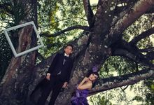 DEWI ARIMBI & RIO PRATAMA PRE WEDDING by DvD ArT STUDIO