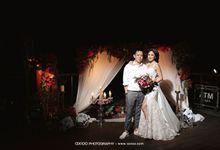 Whimsical-Bohemian Wedding of Leon & Jenifer by Jennifer Natasha - Jepher