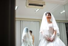 the wedding of Eric & Marieska by W The Organizer