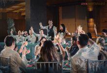 The wedding of Riescha and Jonathan at Soffitel Nusa Dua Bali by LOVA BAND ENTERTAINMENT BALI