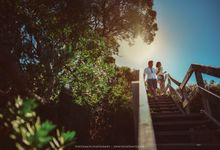 Neshia & Agra Melbourne Prewedding Day I by Thepotomoto Photography