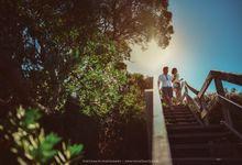 Neshia & Agra Melbourne Prewedding Day I by Thepotomoto Photography