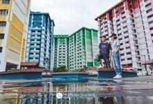 Lewis & Adeline Hype Photoshoot by Byben Studio Singapore
