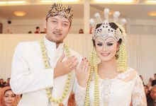 Muti & Indra / Wedding by TRYST