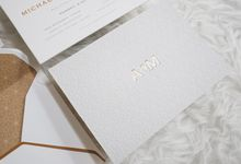 Andre & Michaela by Paperi & Co.