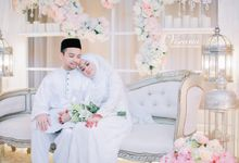 Dr Nur Intan & Dr Nor Faizul by Viscaria Pictures
