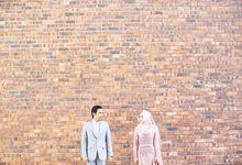Aiman & Shafeeqa by Adi Edris Photography