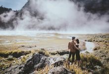 PRE WEDDING of  MIKE AND MELIANA by MORDEN