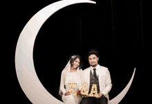 Malam Bulan dipagar Bintang by WishingWeekend