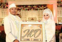 From The Wedding Maulida & Oky by Mahar Pernikahan Unik