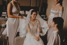 Mandy and Rainer Wedding Ceremony by ATIPATTRA