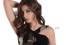 Makeup for Sandra Olga by Lala Lim makeup artist