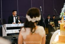 Wedding of Chip & Lia by Mario The Nine