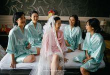 William & Tiya Wedding by Fairmont Jakarta