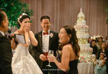 William & Tiya Wedding by One Heart Wedding