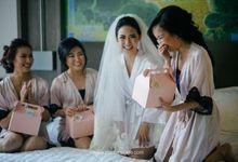 The wedding of Putri & Denny by Mario The Nine