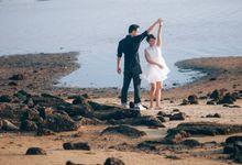Ming Zhou and Ting Hui by Annabel Law Productions