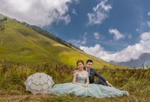Overseas Pre-wedding Photoshoot Max & Angie by Susan Beauty Artistry